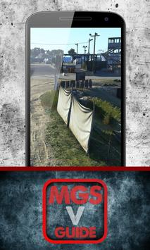 Metal Gear Solid V Guide apk screenshot