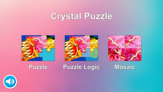 Crystal Puzzle poster
