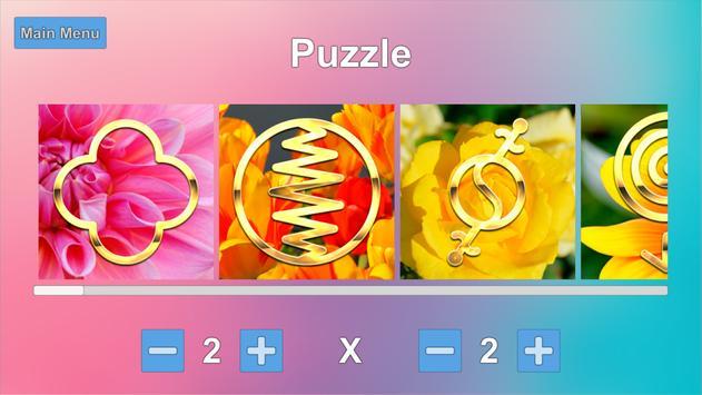 Crystal Puzzle screenshot 2