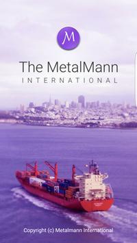 The Metalmann poster