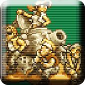 Metal Rambo Soldier Slug Attack icon