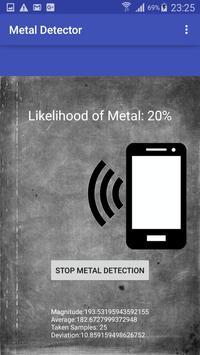 Metal Pro Detector hidden Simulator screenshot 1