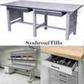 metal workbench ideas