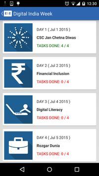 Digital India - CSC screenshot 1