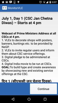 Digital India - CSC screenshot 2