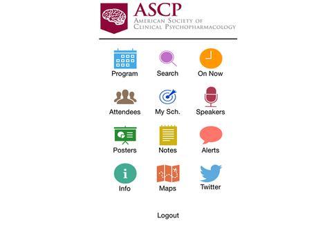 ASCP 2016 apk screenshot