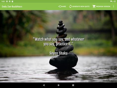 Daily Zen Buddhism screenshot 7