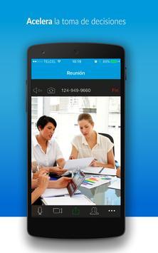 Videoconferencia Telmex screenshot 22