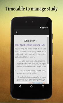 Make Study Timetable apk screenshot