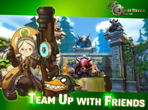 Dragon Nest: Saint Haven apk screenshot