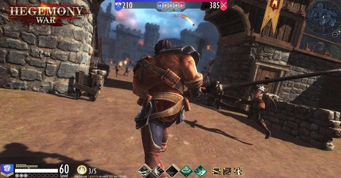 hegemony war screenshot 3