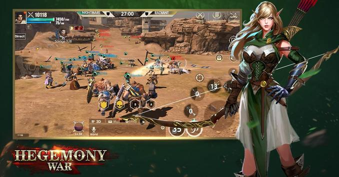 hegemony war скриншот 2