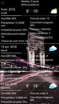 meteo france 7 jours screenshot 3