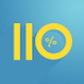 110percent icon