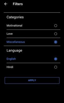 Quotit | Quotes maker with beautiful themes screenshot 3