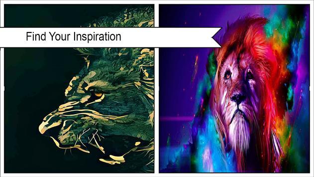 Best Lion Wallpapers apk screenshot