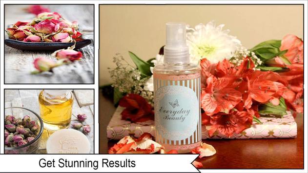 Easy DIY Rosewater Pink Soap apk screenshot