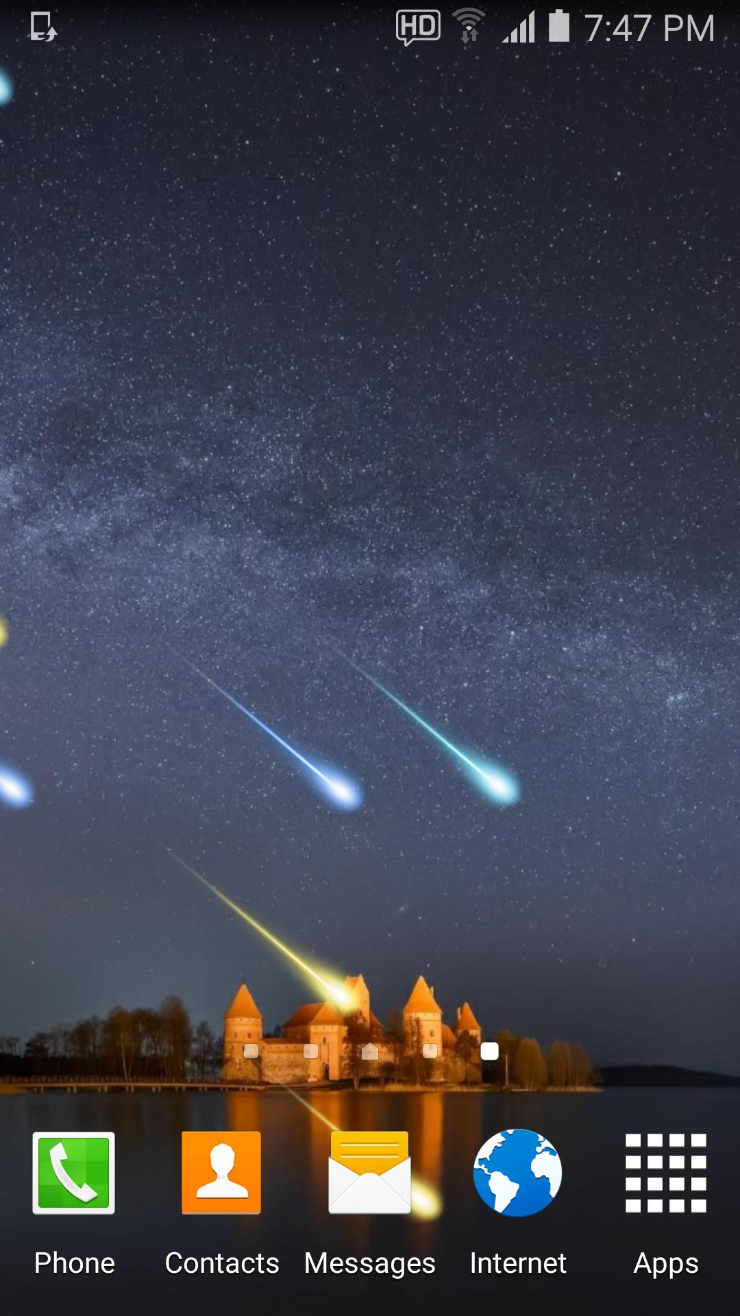 Meteor Shower Wallpaper For Android Apk Download