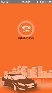 YETO PARTNER poster