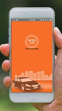 Yeto Cabs poster
