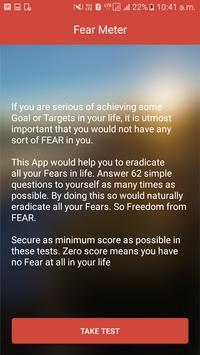 Fear Meter poster