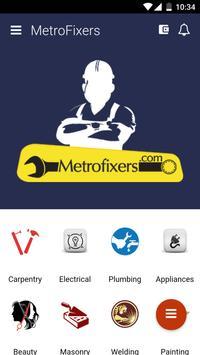 MetroFixers poster