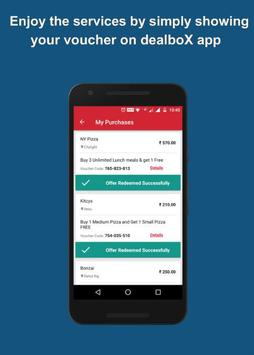dealboX-Deals Offers near you apk screenshot