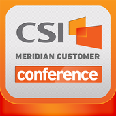 CSI Meridian Customer Conf icon