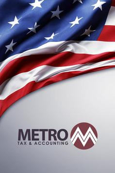 METRO TAX & ACCOUNTING poster