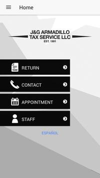 J&G ARMADILLO TAX SERVICE, LLC screenshot 1