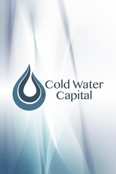 Cold Water Financial poster