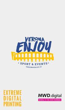 Enjoy Verona poster