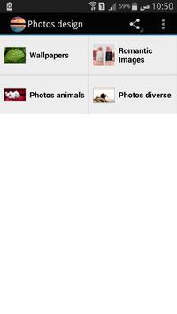 Photos design apk screenshot