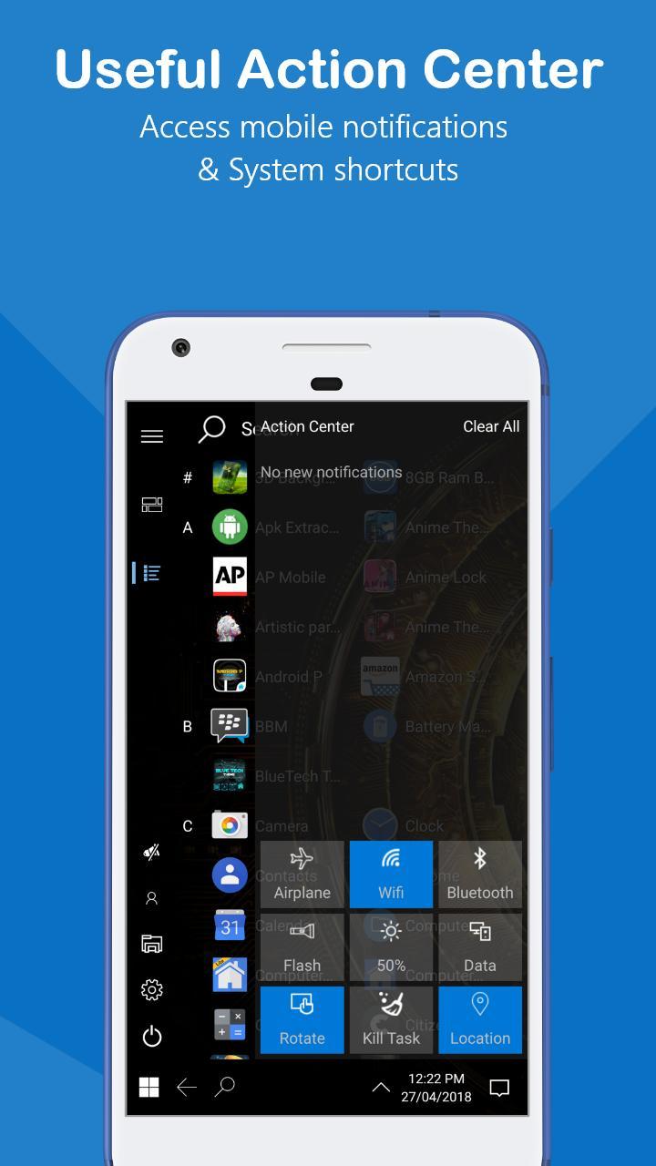 Metro Style Win 10 Launcher v2.0 [Unlocked] 4