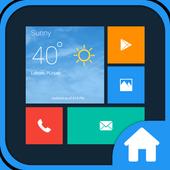 Metro Tile Launcher 10 icon