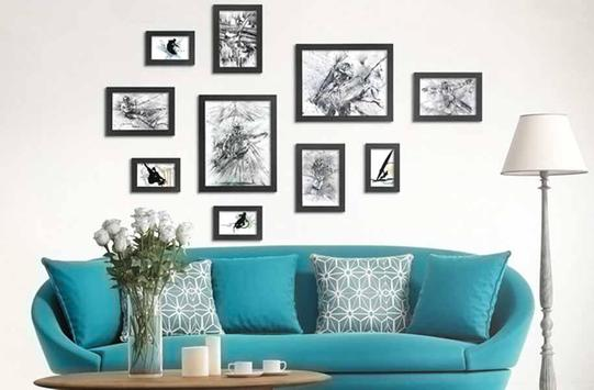 DIY Picture Frames poster