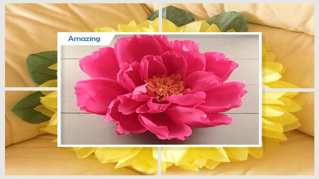 How To Make Sunflower Tissue Paper Flowers Flowers Healthy