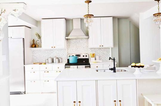 Kitchen Decorating Ideas poster