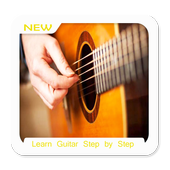 Learn Guitar Step by Step icon