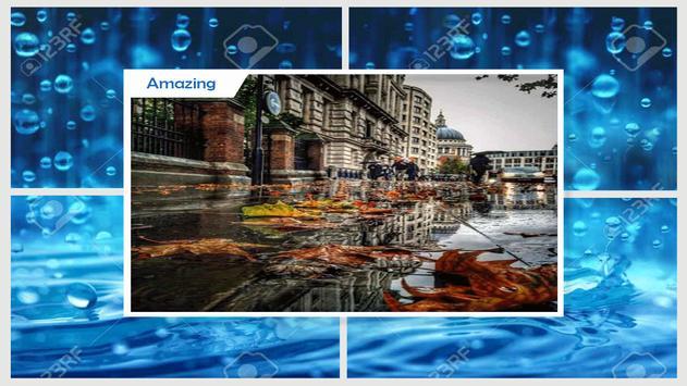 Rainy London Wallpaper screenshot 2