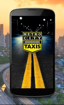 Drive Metro poster