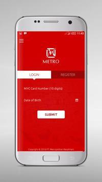 METRO Department Store apk screenshot