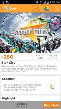 MetroDeal apk screenshot