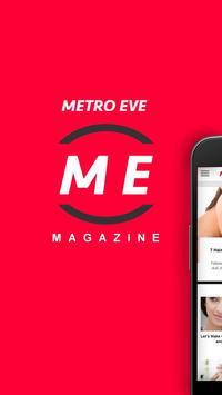 Metroeve poster