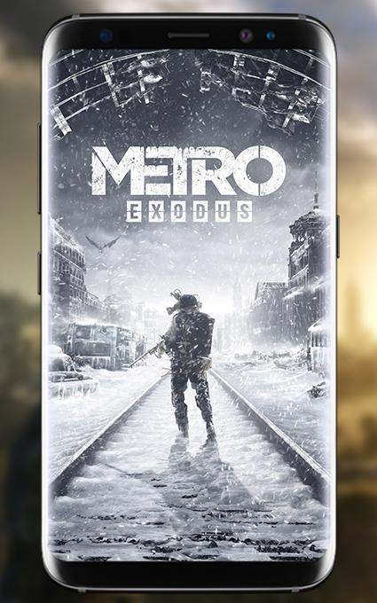 Metro Exodus Wallpapers Hd For Android Apk Download
