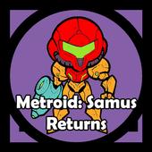 Guide Metroid Samus Returns icon