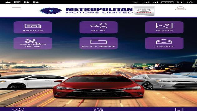 METROPOLITAN MOTORS NG screenshot 6