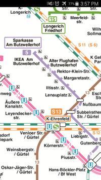 Cologne Metro Map apk screenshot