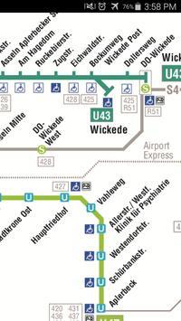 Dortmund Metro Map apk screenshot