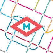MetroMaps icon